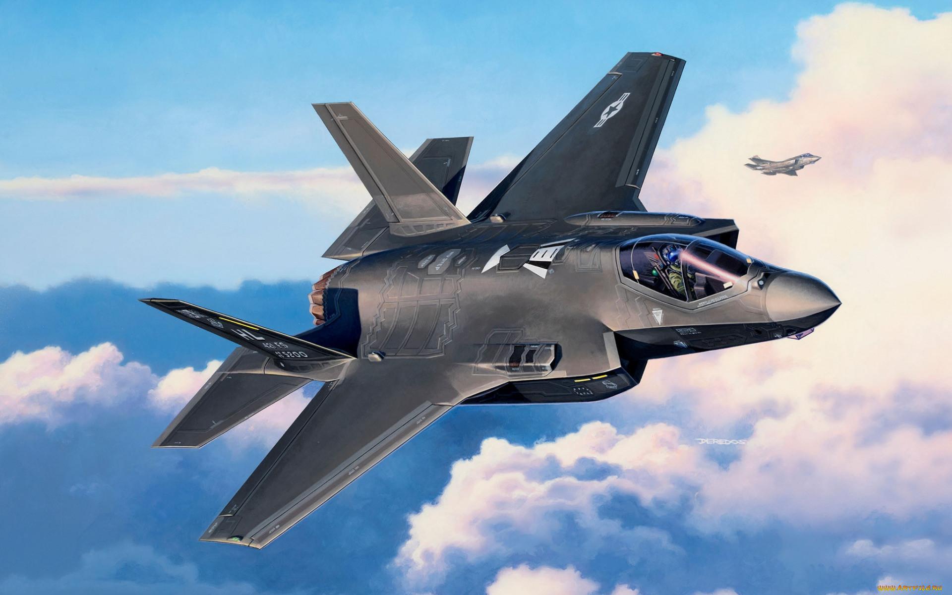 lockheed martin f-35 lightning ii, авиация, боевые самолёты, lockheed, martin, f35, lightning, ii, f35a, американский, истребитель, военный, самолет, ввс, сша, бомбардировщик, usaf